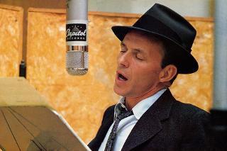 Frank Sinatra come volano per il ''turismo di ritorno'' siciliano