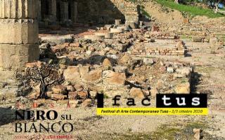 Factus - A Tusa un Festival d'Arte Contemporanea