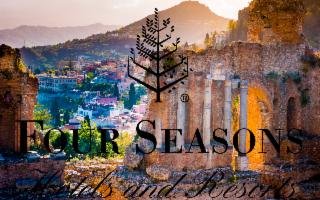 Il San Domenico Palace di Taormina diventa un Four Seasons Hotel