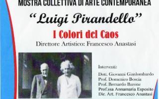 Luigi Pirandello - I Colori del Caos