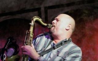 Al Miles Davis Jazz Club, Michael Rosen Quintet, accompagnato da Alfredo Paixao