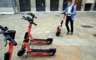 Il Comune di Palermo delibera l'avvio del ''monopattino sharing''