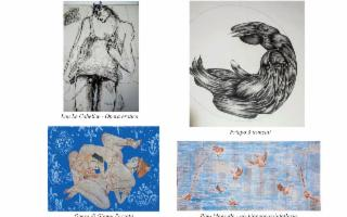 La Galleria dell'eros ''Piero Montana'' visitabile fino al 28 novembre