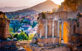 Taormina, la perla dello Ionio