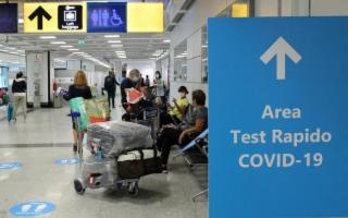 Al via i test rapidi Covid-19 all'aeroporto di Palermo: referto in 15 minuti