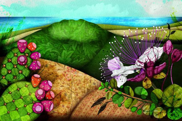 Il paesaggio pantesco secondo Nancy Rossit