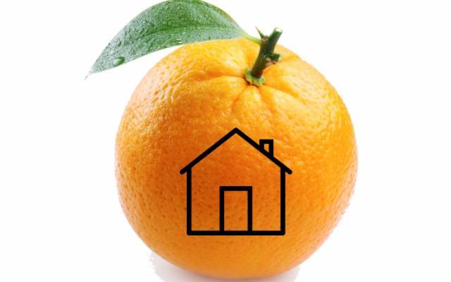 A Catania la bioedilizia si fa con le arance