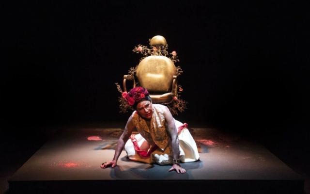 Al Teatro Biondo di Palermo va in scena ''Viva la vida'' - SOSPESO CAUSA DPCM