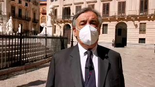 Il sindaco di Palermo inasprisce le misure dell'ultimo Dpcm