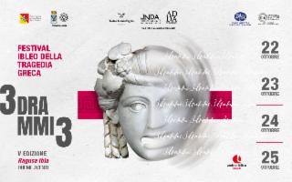 """""""3drammi3"""",  festival ibleo della tragedia greca"""