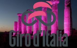Il Giro d'Italia 2020 (ri)parte dalla Sicilia