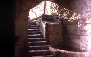 Giù, nelle viscere di Palermo
