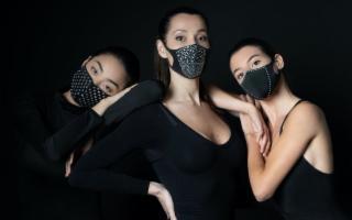 Mascherine ''haute couture'', per affrontare in maniera leggera un discorso serio
