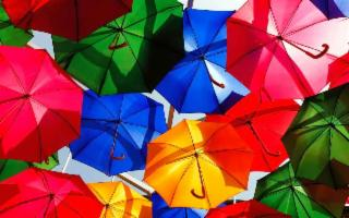 Dimmi che ombrello scegli e capirò chi sei!