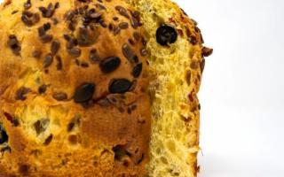 Il panettone salato made in Sicily si chiama ''Pankarretto''