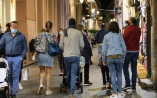 A Palermo ancora più controlli per assicurare un maggiore distanziamento sociale