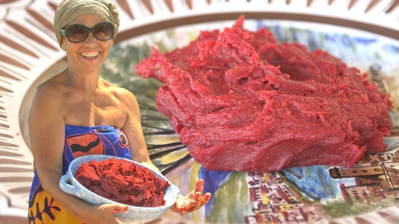 Anche in America adesso conoscono l'Astrattu, l'estratto di pomodoro col sole siciliano dentro!