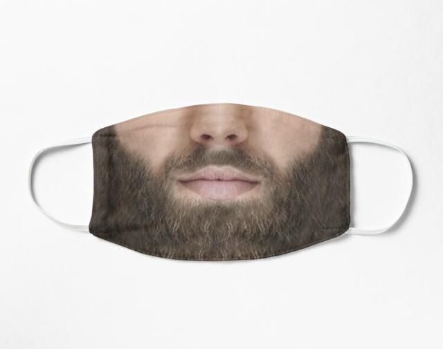 Barba pelle e mascherina: come prendersi cura di se in questo periodo complicato