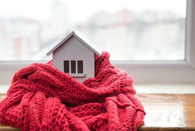 Andando verso l'inverno, sapete che si può stare al caldo in casa anche senza riscaldamento?