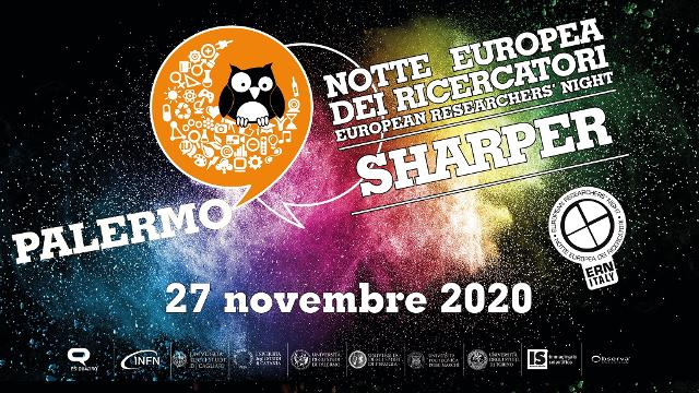 Sharper - Notte Europea dei Ricercatori a Palermo