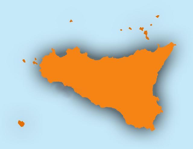 La Sicilia torna Arancione dal 10 al 15 gennaio