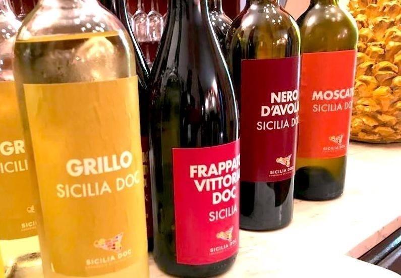L'export dei vini siciliani cresce a doppia cifra