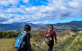 La zona arancione ferma i camminatori della Trasversale Sicula