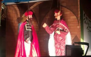 Festival di Morgana - ''La guerra diabolica tra i maghi Atlante e Malagigi''