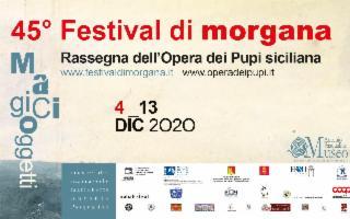 XLV edizione del Festival di Morgana a Palermo