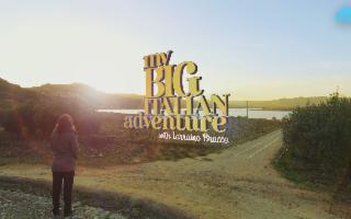 La ''Casa a 1 Euro'' di Lorraine Bracco ha portato Sambuca di Sicilia negli USA