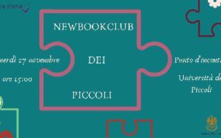 NewBookClub - Laboratorio di Lettura e Scrittura all'aria aperta