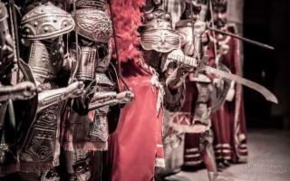 Festival di Morgana - ''Il miracolo della fonte magica di Santa Sofia''