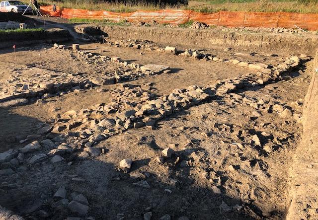 A Vallelunga Pratameno (Cl) scoperto importante insediamento rurale del I sec. d.C.