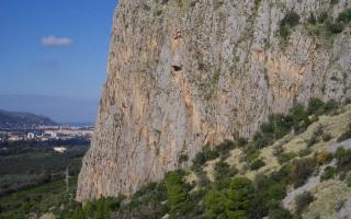 Scalette e grotte di Monte Pellegrino