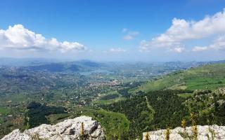 Trekking a Pizzo Kadera
