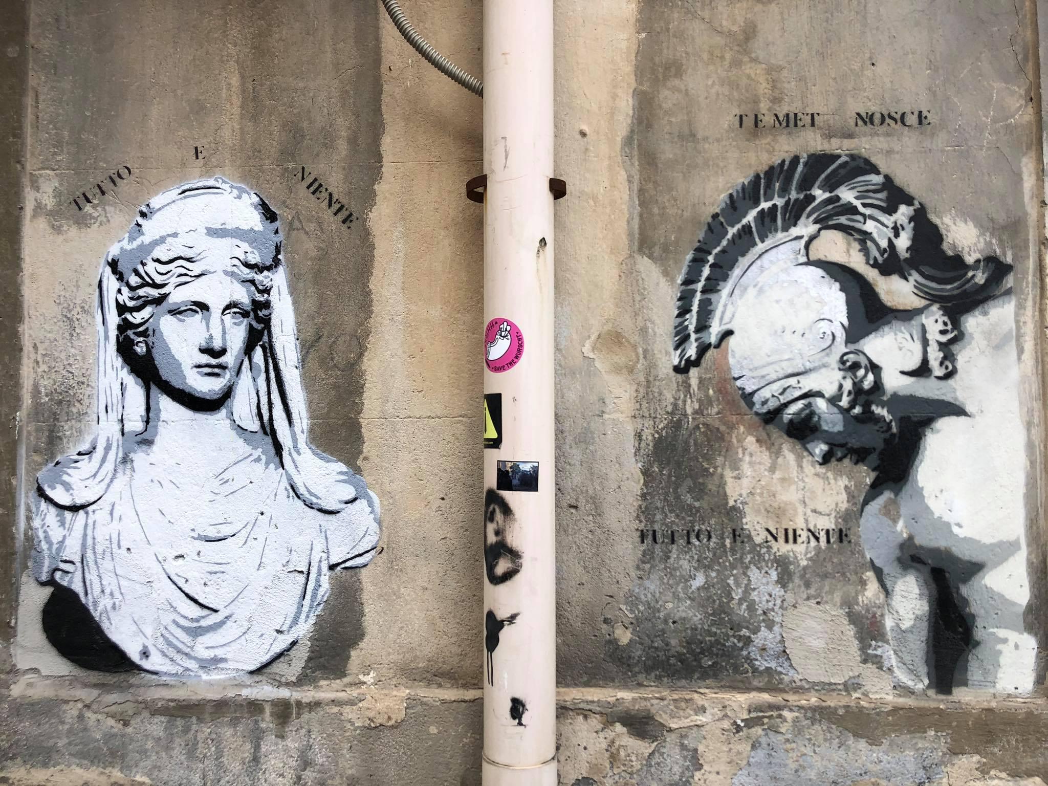 Street Art Tour 2.0 tra i Mercati del Capo e di Ballarò#14