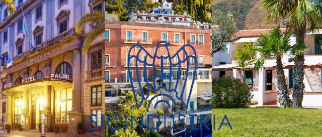 Tre pezzi di storia del turismo entrano a far parte di Sicindustria