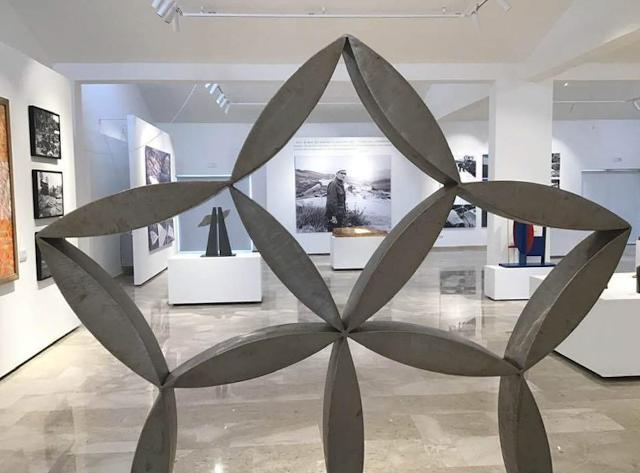 Rinasce il Museo d'arte Contemporanea di Gibellina