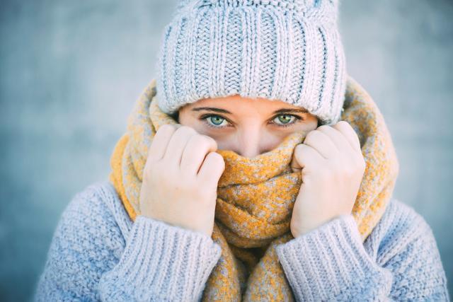 Sappiamo realmente quali effetti ha Il freddo sulla nostra pelle?