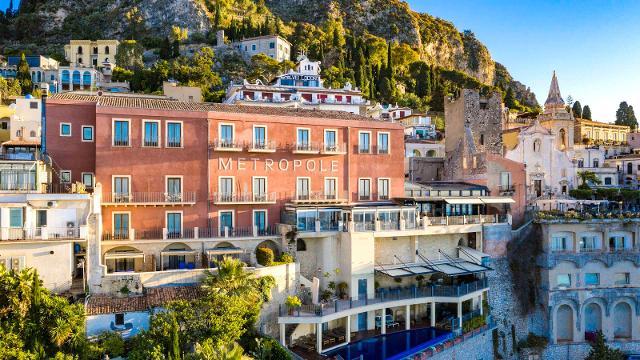 Hotel Metropole di Taormina