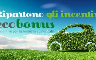 Riparte l'Ecobonus auto e moto