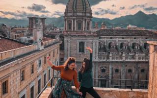 Le Vie dei Tesori on Air - Con le Malia Vibes alla scoperta della citta di Palermo
