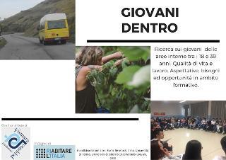Essere giovani nelle aree interne della Sicilia