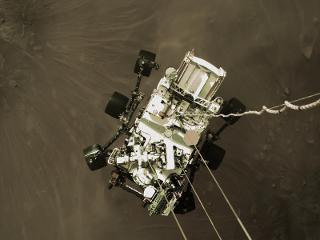 Anche i non vedenti dell'Uici di Ragusa hanno potuto seguire il viaggio di Perseverance su Marte