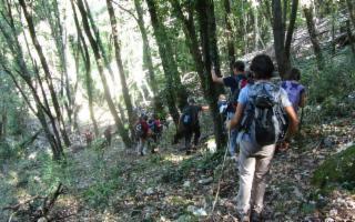 Escursione all'Anello di Cugnu Santolio