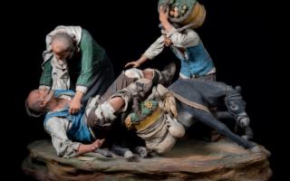 """L'Arte dei maestri Bongiovanni Vaccaro e la Sicilia della seconda metà dell'800 nella mostra """"Genti di Sicilia"""""""