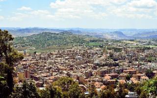 Nel cuore della Sicilia, Caltanissetta