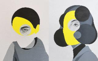 Alla Galleria San Sebastiano Contemporary in esposizione ''Artisti & Artieri. In Yellow and Grey''