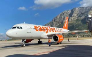 EasyJet torna a volare tra Palermo e Amsterdam