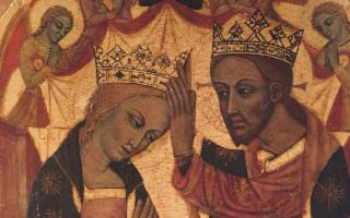 A Palazzo Abatellis il restauro di un trittico del XV sec in diretta Facebook
